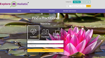 Find a holistic practitioner